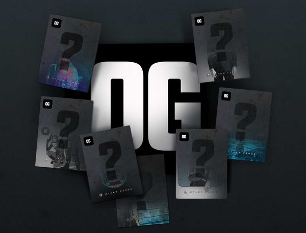 The OG Art Reveal Is Around the Corner